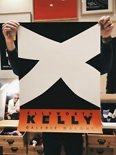 Kelly Ellsworth Affiche lithographique Galerie Maeght
