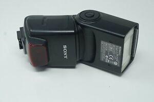 Sony HVL-F42AM External Flashgun for Sony, Minolta Strobe  Very good Condition