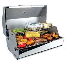 Kuuma 316 Elite Barbecue Gas Grill 58173 Stainless Steel Marine Boat RV
