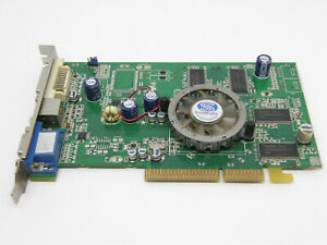 SAPPHIRE ATI RADEON 9600XT 256MB AGP - PC Graphics Card
