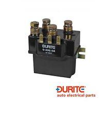 Durite 0-335-58, Bulkhead Change Over/Reversing Solenoid - 100A at 12V