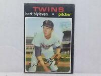 1971 TOPPS BASEBALL #26 Bert Blyleven Rookie Card Minnesota Twins