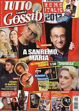 Tutto Gossip 2017 58#Maria De Filippi-Conti,Stella Maxwell & Kristen Stewart,kkk