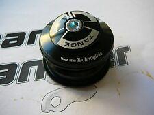 "Tange Seiki Technoglide Zs22 Semi Integrated 1 1/8"" Headset Black With Star Bolt"