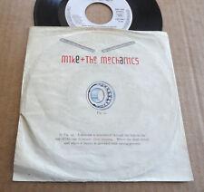 """DISQUE 45T DE MIKE & THE MECHANICS  """" SILENT RUNNING """""""