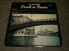 All The Music From Death In Venice~Turnabout Vox TV-S 34801~VERY RARE~FAST SHIP