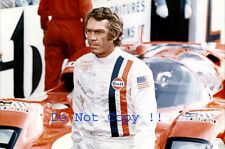 Steve McQueen Le Mans Film Ritratto Fotografia 1971 2
