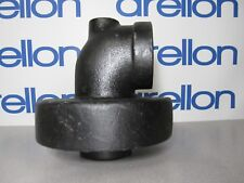 """Allied 2-1/2"""" FNPT Cast Iron Drip Pan Elbow A119089-1B-MH, NEW / NOS"""