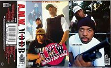 A.M.W. (America's Most Wanted) - The Real Mobb [PA]  CASSETTE TAPE SEALED NEW