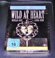Wild At Heart Limitada steelbook Edición blu ray Nuevo y Emb. Orig.