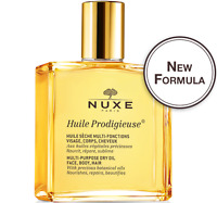 Nuxe Huile Prodigieuse Multi Purpose Dry Oil Face Body Hair Spray Bottle 50ml