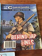 Commando comics book - Issue number 2389, war stories comic books in pictures