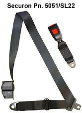 NEW Securon Seat Belt 5051/SL22 Lap & Diagonal Belt x1 / Rock and roll beds