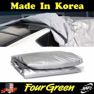 ⭐ Car Cover Waterproof Sun UV Snow Dust Rain Resistant Protection for All Sedan