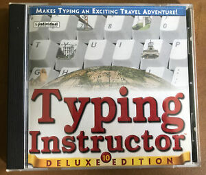 Typing Instructor Deluxe 10 Edition: Makes Typing an Exciting Travel Adventure