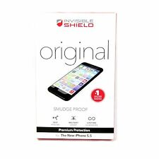 ZAGG INVISIBLE SHIELD SCREEN PROTECTOR FOR IPHONE 6 6S PLUS SMUDGE PROOF IPPSWS
