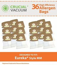 36 Eureka Style Mm Mighty Mite Bags, Part # 60295, 60296 & 60297