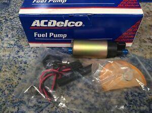 GENUINE ACDELCO FUEL PUMP Hyundai Accent LC, Incl. GL GLS GS Dohc 16V 6/00-2/03