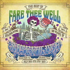 The Grateful Dead – The Best Of Fare Thee Well (2xCD, 2015 Rhino, US, R2551120)