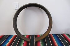 1930's 40's WHEEL COVER FORD CHEVY BUICK Continental Kit Spare Tire Wheel Cover