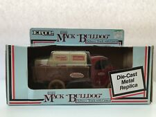 Ertl 1926 Mack Bulldog Delivery Truck Coin Bank 1:38 Scale Die-cast