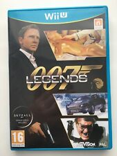007 Legends James Bond Wii U