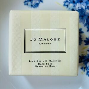 Jo Malone Bath Soap Variety Scents ROSE/PEAR/LIME/POMEGRANATE - 3.5 oz / 100 g