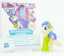 My Little Pony Friendship Is Magic Wave 20 2-Inch Mini-Figure - Blueberry Curls