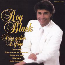ROY BLACK - CD - Seine großen Erfolge