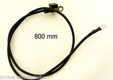 BAT05 QUAD BIKE BATTERY BLACK CABLE AUXILIARY (NEGATIVE BLACK)