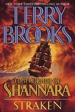 Straken (High Druid of Shannara, Book 3) by Terry Brooks