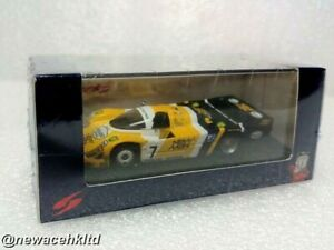 Porsche 956 No.7 Winner Le Mans 1984 SPARK MODEL 1/64 #Y115