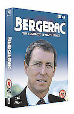 BERGERAC: COMPLETE SEVENTH SERIES (1989) 3 DISC BOXSET - NEW & SEALED