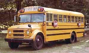 73-87 Chevrolet GMC Bus SHOWCARS LEFT Front Fender (FM285)