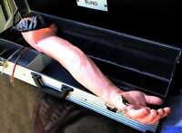 Injektionstechnik Arm Lehrmodell Menschlicher Körper Instruction Model Spritze Y