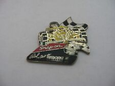 Snap On Tools Paul Mears Team Racing Racecar Race Car Pin Blank (No Post)