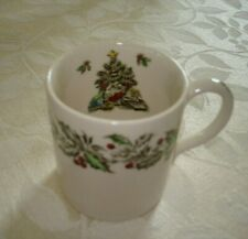 Johnson Bros. Merry Christmas/ Punch Mugs/ Estate Sale Find/ Great Quality
