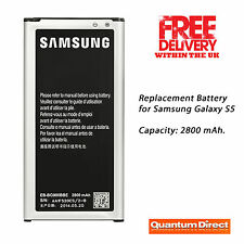 *NEW* Premium Quality Replacement Battery for Samsung Galaxy S5 2800mAH with NFC