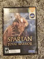 Spartan: Total Warrior - Xbox NO MANUAL FREE SHIPPING