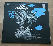 THIS IS H.P.LOVECRAFT SAILING ON THE WHITE SHIP 1971 UK LP PHILIPS 6336 210