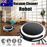 New Automatic Robot Robotic Vacuum Cleaner Carpet Floor Dry Wet Mop Recharge AU