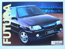 Prospekt Ford Fiesta Futura, 3.1994, 8 Seiten