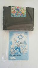 BLUE'S JOURNEY GAME NEO GEO AES SYSTEM CARTRIDGE & MANUAL ONLY  NO CASE