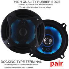 2Pc 5'' 150W Full Range Audio Speaker Stereo Woofer Loudspeaker Coaxial Horn Hot