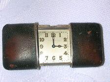 VINTAGE SWISS MOVADO PURSE POCKET WATCH #1201666 FOR J. E. CALDWELL