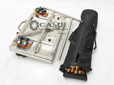 Portable Video Dolly Moving Car+ 3 X 1M Sections Camera Tracking + Carrying Bag