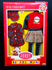 HTF Takara Jenny 1994 SLICE OF 17's LIFE PERSON'S COLLECTION School Fashion_NRFB