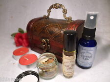 LOVE CHEST spell kit celebration ritual wiccan magic handfasting wedding sex