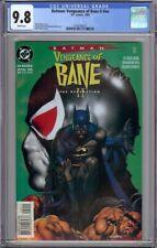 BATMAN VENGEANCE OF BANE II CGC 9.8