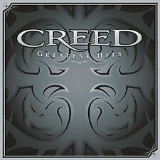 CREED: GREATEST HITS CD THE VERY BEST OF NEW
